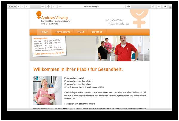 frauenarzt-vieweg.de